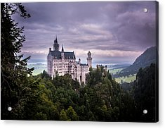 Castle Neuschwanstein Acrylic Print