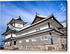Castle Of Japan Acrylic Print