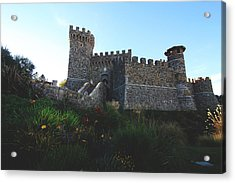 Castle Of Love Acrylic Print by Laurie Search