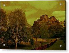 Castle Rock Acrylic Print