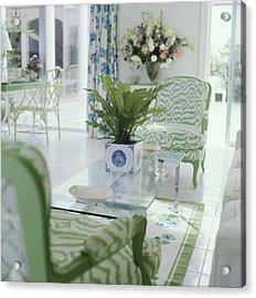 Casuarina Living Room Acrylic Print