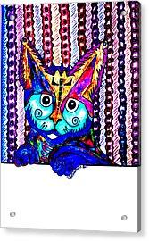 Cat 1 Acrylic Print