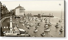Catalina Island. Avalon Acrylic Print