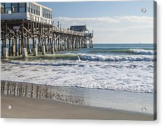 Catch Of The Day Acrylic Print by Brian Harig
