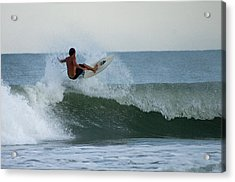 Acrylic Print featuring the photograph Catching Air by Greg Graham