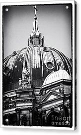 Cathedral Angels Acrylic Print by John Rizzuto