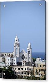 Cathedral De San Juan Acrylic Print