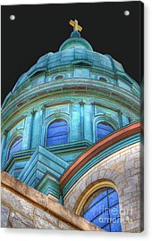 Cathedral Dome Acrylic Print