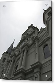 Acrylic Print featuring the photograph Cathedral II by Beth Vincent