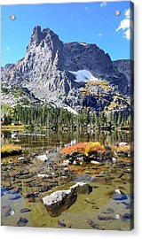 Cathedral In The Park-v Acrylic Print