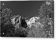 Cathedral Ledge Acrylic Print