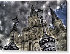 Cathedral New Orleans Acrylic Print