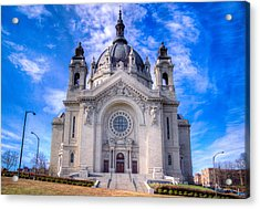Cathedral Of Saint Paul Acrylic Print