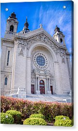 Cathedral Of Saint Paul II Acrylic Print