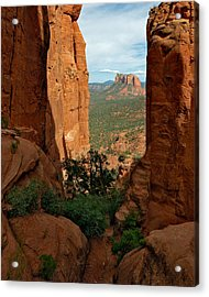 Cathedral Rock 05-012 Acrylic Print