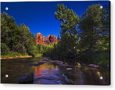 Cathedral Rock 2 Acrylic Print