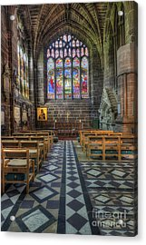 Cathedral Window Acrylic Print