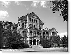 Catholic University Mc Mahon Hall Acrylic Print by University Icons