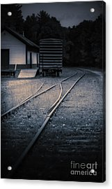 Caught In The Open Acrylic Print
