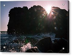Caught In The Star Light Acrylic Print