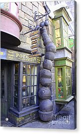 Cauldron Alley Acrylic Print