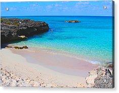 Cayman Paradise Acrylic Print