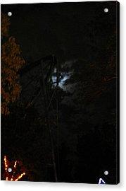 Cedar Point - 12127 Acrylic Print by DC Photographer