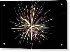 Celebration Acrylic Print by Gene McKinley