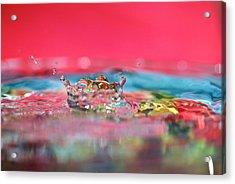 Celebration Acrylic Print by Lisa Knechtel