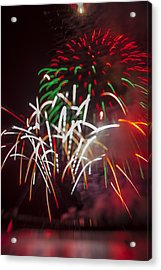 Celebration Through The Lens Baby Acrylic Print by Scott Campbell
