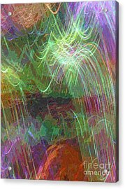 Celeritas 32 Acrylic Print