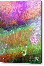 Celeritas 34 Acrylic Print