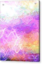 Celeritas 45 Acrylic Print