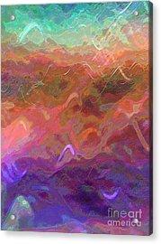 Celeritas 54 Acrylic Print