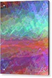 Celeritas 55 Acrylic Print