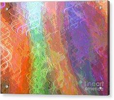 Celeritas 58 Acrylic Print