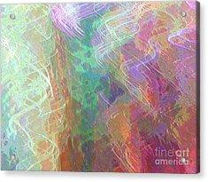 Celeritas 60 Acrylic Print