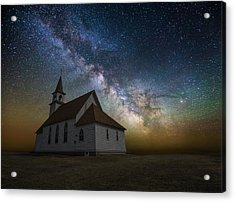 Acrylic Print featuring the photograph Celestial by Aaron J Groen