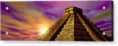Celestial Apex Acrylic Print by Panoramic Images