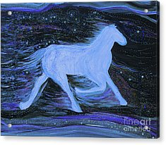 Celestial By Jrr Acrylic Print by First Star Art