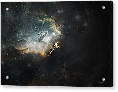 Acrylic Print featuring the photograph Celestial by Cynthia Lassiter