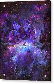 Celestial Goddess Acrylic Print