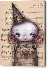 Celestyna Acrylic Print