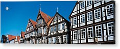 Celle Niedersachsen Germany Acrylic Print by Panoramic Images