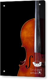 Cello Acrylic Print