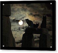 Celtic Nights Acrylic Print