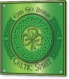 Celtic Spirit Acrylic Print
