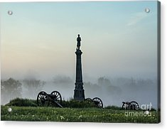 Cemetery Hill Gettysburg  Acrylic Print