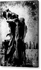 Cemetery Of Verona Acrylic Print