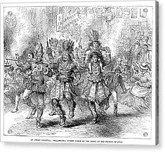 Centennial Parade, 1876 Acrylic Print